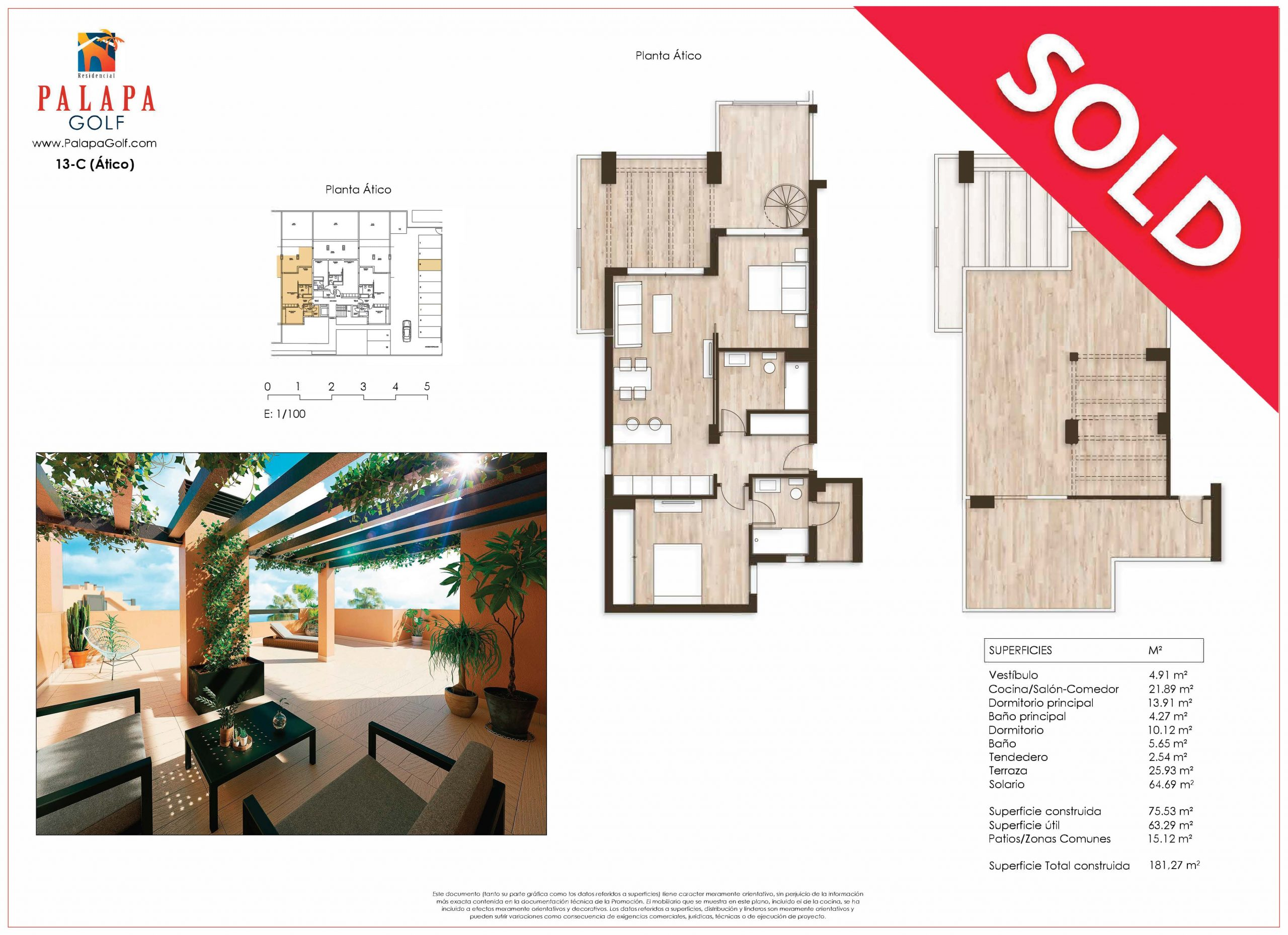 House Plans Phase I Palapa Golf Residencial